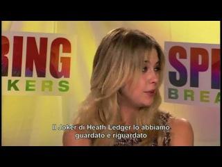 Spring Breakers- Film.it intervista Vanessa Hudgens, Ashley Benson e Rachel Korine