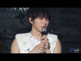[FANCAM]131206 OGS in Dubai : LAST MENT - infinite L