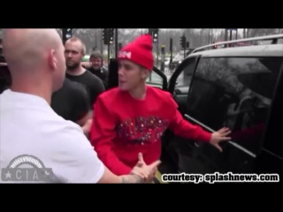 Justin Bieber BLOWS UP at London Paparazzi: 'I'll Beat the F**k Out of You'!!!!