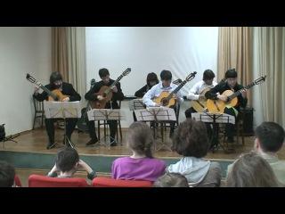 александр лаврентьев и ансамбль guitara maggia .ф.сор оп 15
