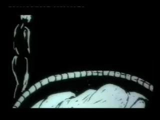 Silence - Orly Yadin Sylvie Bringas 1998 (чб анимация - Ruth Lingford)