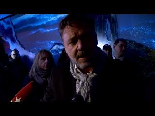 Рассел Кроу на премьере фильма