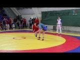 Самбо. До 74 кг. Заур Азизов (REAL STEEL). Четвертьфинал.