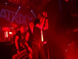 The MATRIXX - Живые и мёртвые (Москва HALL_День рождения группы_8.03.2014)