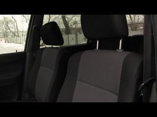 Автомобиль Daihatsu Terios Kid (Дайхатсу Териос Кид). Видео тест-драйв