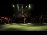 Miel vs Wolf - I love this dance all star game 2013