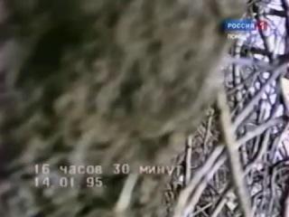 Оператор Валентин Янус заснял собстенную смерть..Светлая память