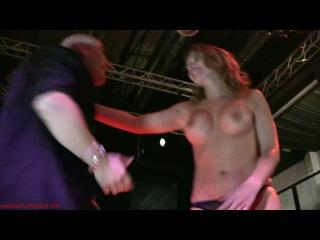 Стриптиз шоу 18+ - Пак 11, видео 3 ( Athena Lewis - Brescia Sex 2010 II )