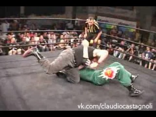 CZW Big Mutha F'N Deal 2005 - The Kings Of Wrestling vs. Tough Crazy Bastards - CZW Tag Team Title Match