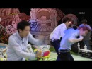 "Ep.131 Exo (Чанёль, Крис, Сухо) ""WOLF"" dance. Talk Show Hello ● Hello Counselor ● Ток-шоу ""Привет"