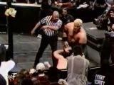 WWF SmackDown! 02.11.2000 - Мировой Рестлинг на канале СТС / Всеволод Кузнецов и Александр Новиков