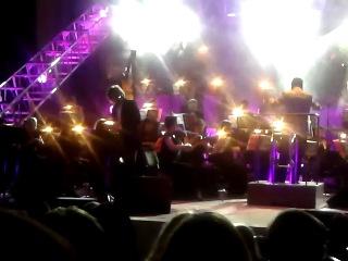 Концерт в Волгограде БИ -2 с песней СЕРЕБРО