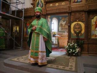 Прот. Андрей ТКАЧЕВ. Слово НА ВХОД ГОСПОДЕНЬ В ИЕРУСАЛИМ