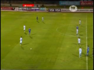 Либертадорес 2014 Реал Гарсиласо Крузейро 1 тайм