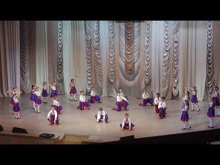 Украинский народный танец Гопак 29 03 2014