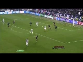 Ювентус - Селтик 2:0 Обзор матча
