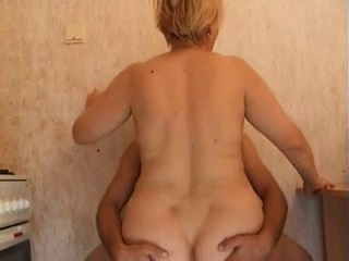 Sweet plump mom with saggy giant boobs & guy - xhamster_com