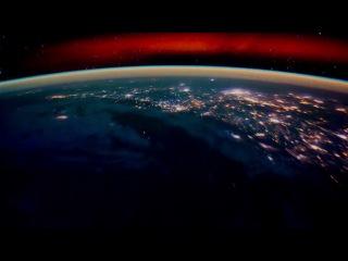 Наша планета из космоса - невероятно красиво!!!