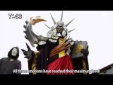 ZyuDen Sentai Kyouryuuger - Brave 44,