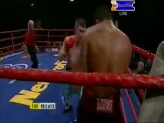 2004-12-11 Ricky Hatton vs Ray Oliveira (World Boxing Union light welterweight title)