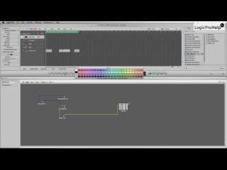 Продвинутый курс по Logic Pro 9_ БОНУС 1 Обработка MIDI в Environment