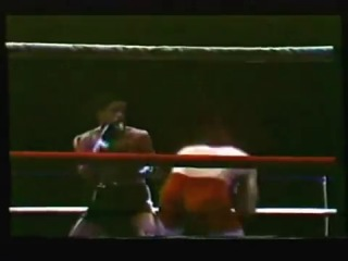 1976-10-16 Wilfred Benitez vs Tony Petronelli (WBA light welterweight title)