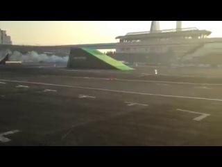 Георгий Чивчян NGK Silvia S15. Квалификационная попытка на 6 этапе D1GP. 97,88 баллов.