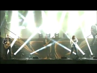 Within Temptation - Faster (Live at Lowlands 2011)