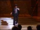 Michael Jackson - Bille Jean  концерт  легендарный танец Майкла Джексона  лунная походка