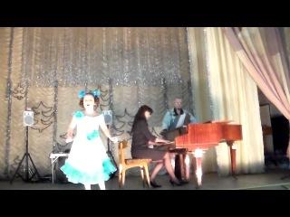 КиевДуховнi джерела2012.Уникальное выступление Ариши Домащук!
