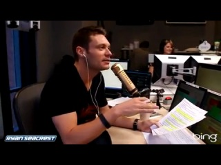 — Интервью Лорен на радио KIIS FM