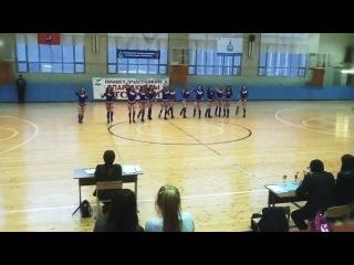 Танец - Ритмическая гимнастика 2013-1