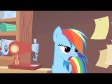 My Little Pony - Рожденная для успеха (1 сезон, 14 серия) [RUS]