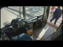 Водитель автобуса спас девушку от самоубийства