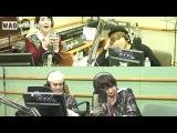 [РУСС.САБ]131031 SHINee Taemin's Punishment singing EXO