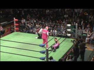 """NOAH """"MITSUHARU MISAWA MEMORIAL NIGHT"""",  - Atsushi Kotoge vs Kikutaro"""