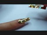 Инструкия по нанесению фольги для ногтей
