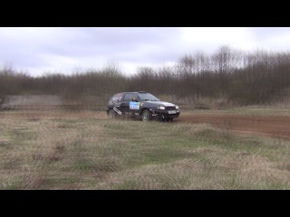 Ралли Голубые озера 2013 Аклексеев Позерн Seat Ibiza Cupra rally №55