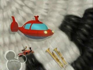 2005 - Little Einsteins - 01 - 09 - Go West, Young Train