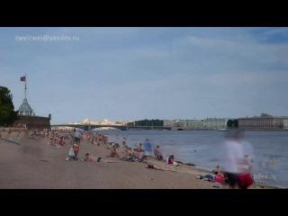 St. Petersburg - Санкт-Петербург, Russia [22 Timelapse]
