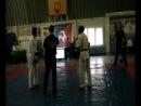 полуфинал по динамовскому рукопашному бою