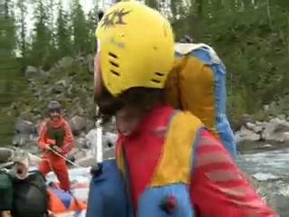 Приполярный Урал. Пеше-водный поход 2010 год