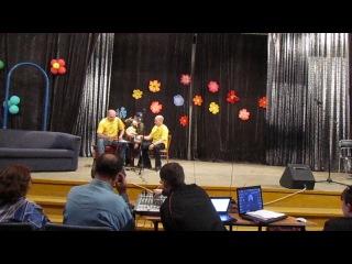 КВН 2013 Приветствие Землепроходцы, часть 1