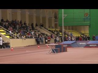 Зимний Чемпионат ВУЗов 2012 (08-09.12.12). 3000м мужчины. 4 забег.