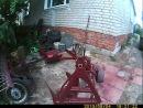 самодельный трактор\плуг\
