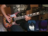 【TAB】 黒子のバスケ GRANRODEO - The Other Self (Kuroko no Basket OP 3 Guitar Cover)