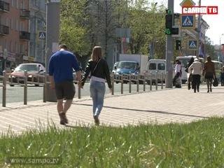 САМПО ТВ. ФЕЙСФОРМИНГ. МАЙ 2013