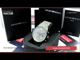 Видеообзор мужской модели часов Emporio Armani AR 5950 AAA class copy ☼★ இ ● ПЛАНЕТА ЧАСОВ ● ħ