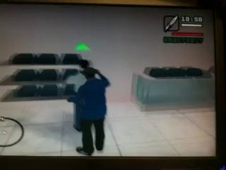 Как убить человека быстро (ножом) в GTA SA(San Andreas)