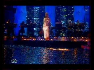 Жанна Фриске - Моей душе покоя нет (Новый год 2009 на НТВ)